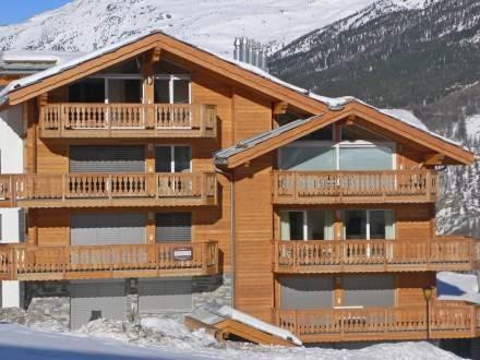 Mountain Village 3.1 ~ RA10272 - Image 1 - Saas-Fee - rentals
