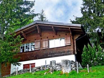 Chalet Burehüsli ~ RA10165 - Image 1 - Giessbach - rentals