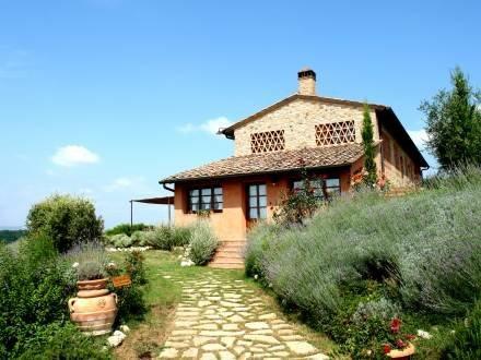 Casa Mori ~ RA34257 - Image 1 - Certaldo - rentals