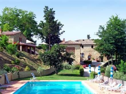 Casale Giulia ~ RA34235 - Image 1 - Volterra - rentals