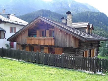 Casa Lausa ~ RA33173 - Image 1 - Canazei - rentals