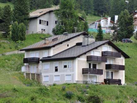 Chesa Misaun ~ RA12002 - Image 1 - Pontresina - rentals