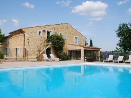 Mas des Bricolets ~ RA28234 - Image 1 - Roussillon - rentals