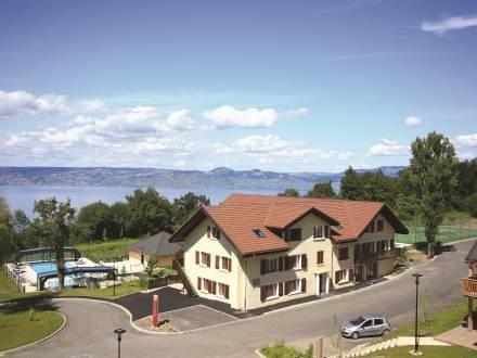 Park & Suies Evian-Lugrin ~ RA27803 - Image 1 - Évian-les-Bains - rentals