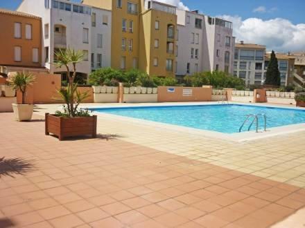 Port Richelieu 4 ~ RA26551 - Image 1 - Cap-d'Agde - rentals