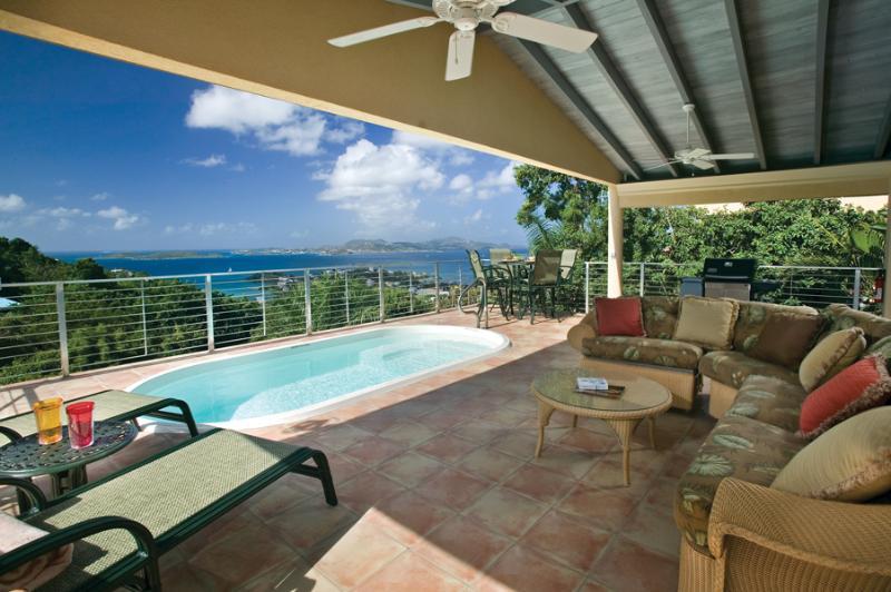 Ylang Ylang Luxury Villa - Image 1 - Cruz Bay - rentals