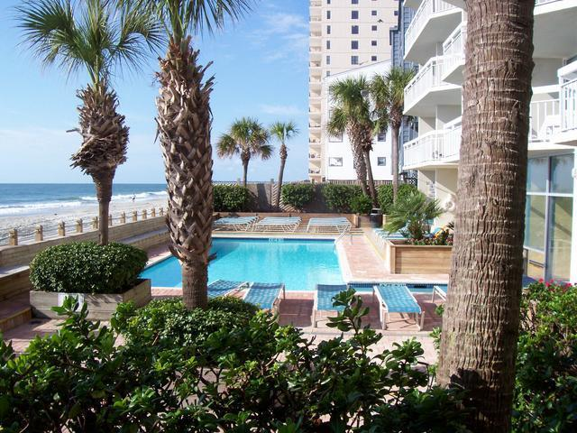 Beautiful Ocean Front Condo... Garden City Beach, South Carolina - Image 1 - Garden City Beach - rentals