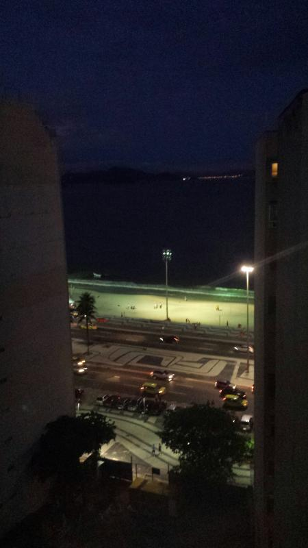 season in Copacabana apartment rent facing the sea - Image 1 - Itanhanga - rentals