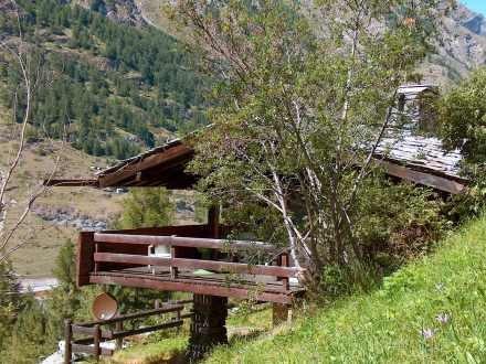 Le Gros Caillou ~ RA10360 - Image 1 - Zermatt - rentals