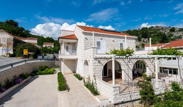 Our house - 3bedroom apartment in Villa Elza - Orasac - Dubrovnik - rentals