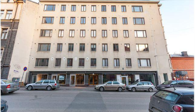 Front of property  - 2 Bedroom Apartment in Central Helsinki ( Kamppi) - Helsinki - rentals