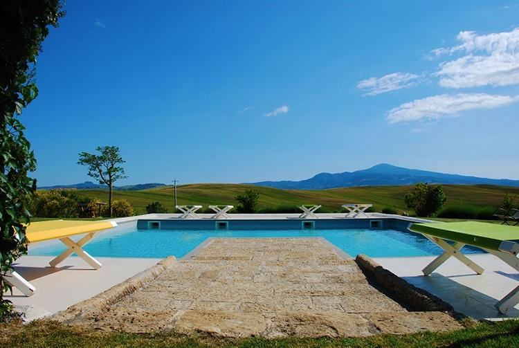 Casa Nuova Val d'Orcia, Tuscany - Image 1 - Acquapendente - rentals