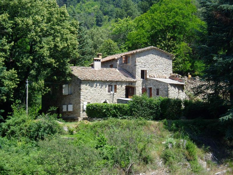 The West Mill House - Old Stone Watermill on River w/ Pool - Saint-Jean-du-Gard - rentals
