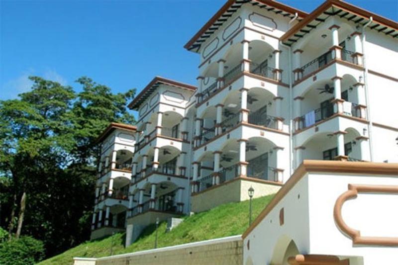 Shana Facade - Shana Residences 3Br:  Ocean-View & Walk-to-beach - Manuel Antonio National Park - rentals