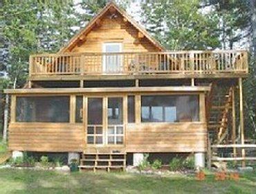 Aspen Cabin - Tunk Lake - Image 1 - East Sullivan - rentals