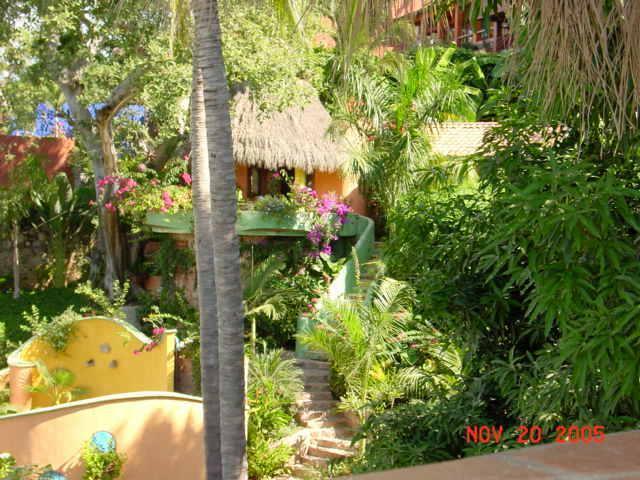 Romantic Casita Siete Palmas - Image 1 - Sayulita - rentals