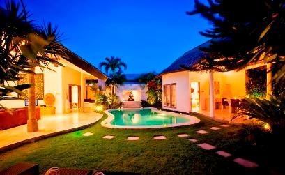 Garden View 01 - Villa Mertanadi - 3 Bedrooms Villa, Kerobokan - Seminyak - rentals