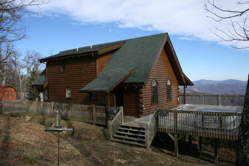 Main picture of the cabin - View Paradise Cabin in North Carolina - Boone - rentals