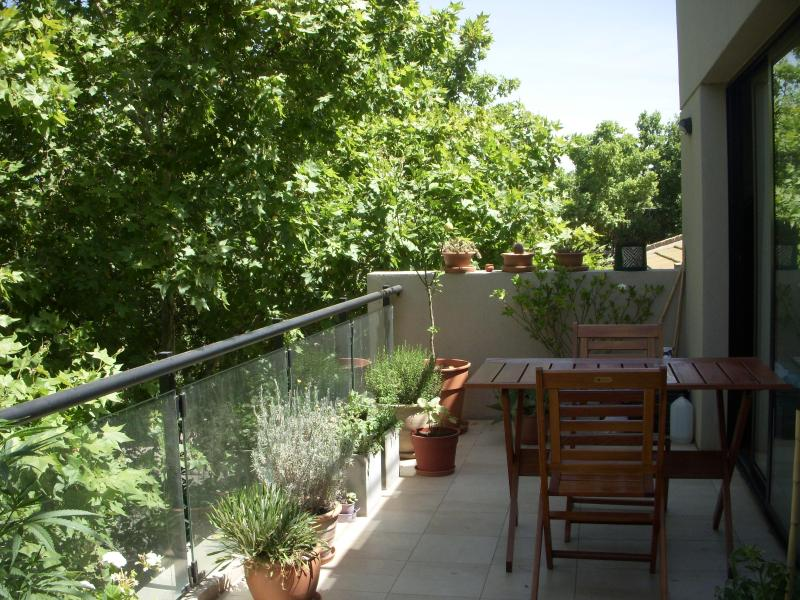 Private Balcony - Stylish apartment with rooftop pool - Mendoza - rentals