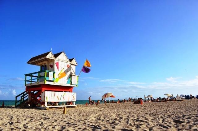 3 Blocks from Fabulous South Beach - Heart of South Beach 6 Large New Studio, WIFI etc - Miami Beach - rentals