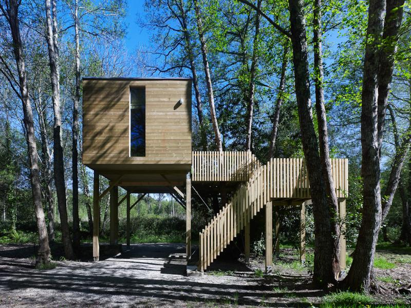 Forest Cabins - Image 1 - Outes - rentals