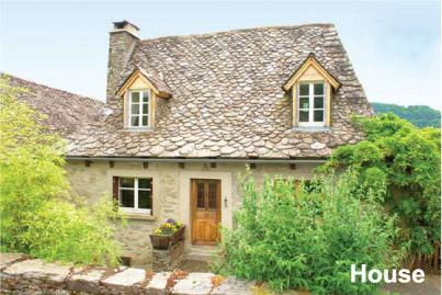 main house - large family house in pretty village in aveyron - Lacroix-Barrez - rentals