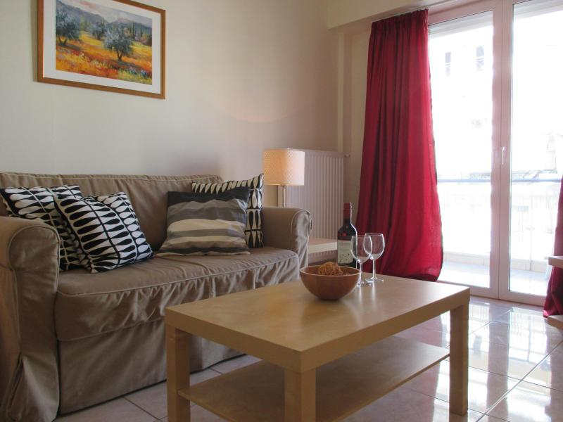 Kalarion Apartment with a Sunny View over Athens - Image 1 - Athens - rentals