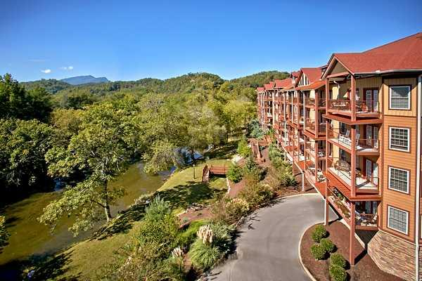 Appleview River Resort - Applicious - Sevierville - rentals