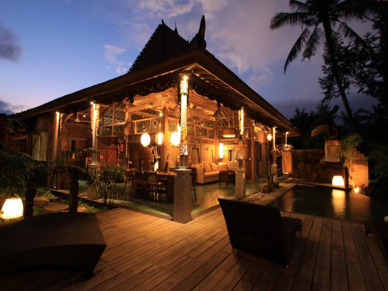 a Hidden peaceful Villa - Image 1 - Ubud - rentals