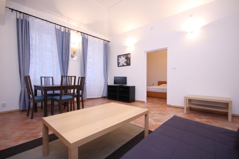 living room - Pricna apartment 2 (City centre) - Prague - rentals