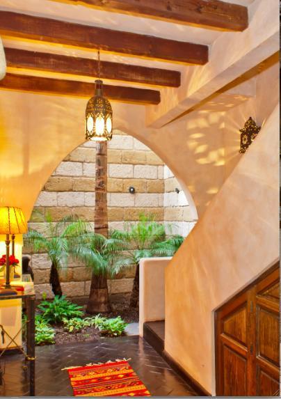 Oasis Garden Entry - Casa Azteca - April Discount Special!! - San Miguel de Allende - rentals