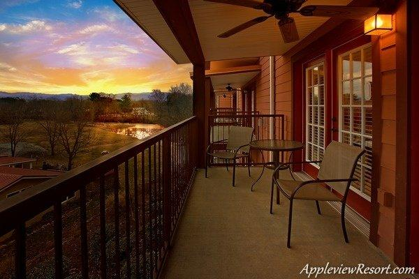 Incredible Mountain and River Views - Suite One - Sevierville - rentals