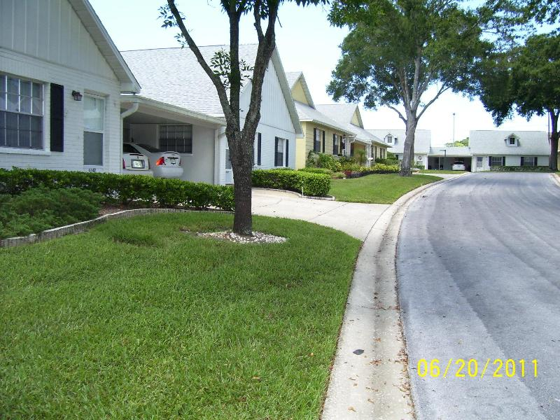 street view - single family home (one level) - New Port Richey - rentals