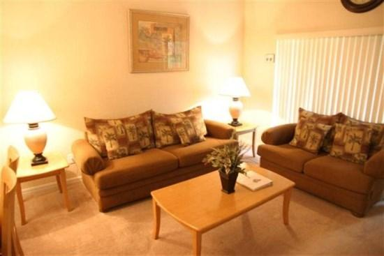 4 Bedroom 3.5 Bathroom Town Home in Regal Palms Resort and Spa - Image 1 - Orlando - rentals