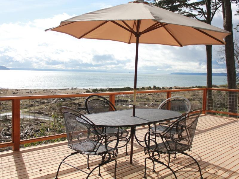 Puget Sound Paradise - Private Whidbey Island Waterfront Beach Cabin - Freeland - rentals