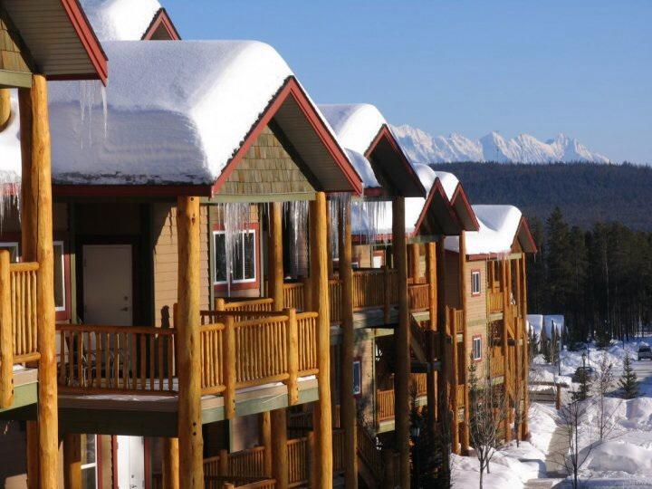 Kimberley Ridge Apartment facing ski hill - Canadian Rockies Apartment - Kimberley - rentals