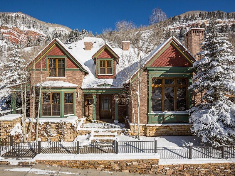 Galena Estate Luxury Telluride Vacation Rental for 12 Guests - Image 1 - Telluride - rentals