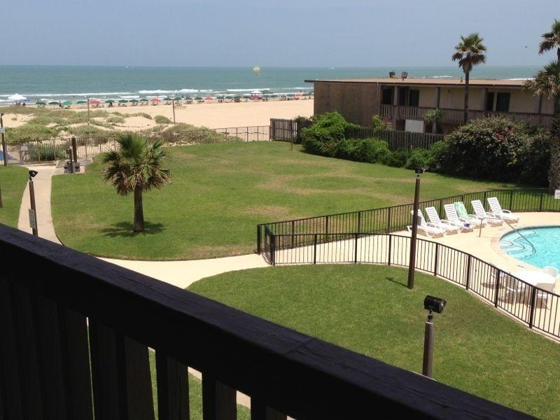 Beautiful View - SPI, Beachfront Condo - Port Isabel - rentals