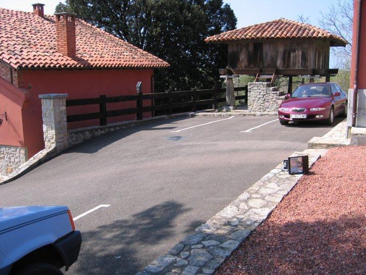 Parking - Apartment 3/4 people Llanes Coast - Llanes - rentals