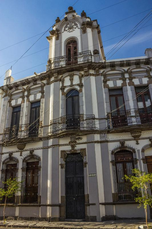 Stunning historical villa with Pool - Image 1 - Guadalajara - rentals