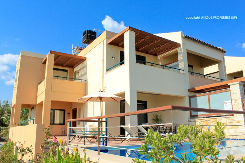 Exterior - 3 Bedroom Villa with Private Pool in Chania - Chania - rentals