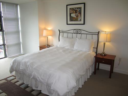 Bedroom - Lux 2 BR in the Heart of Fenway - Boston - rentals