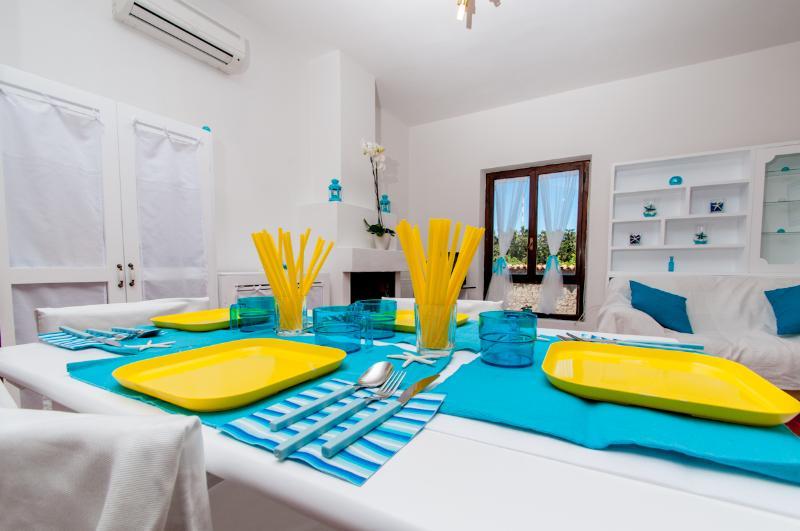 Coloured Living Room - Amazing Villa 30 mt far from Poetto Beach - Cagliari - rentals