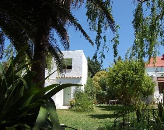 La Buganvilla - Looking at the apartment from the garden - La Buganvilla - Charming Zahora lovely apartment - Barbate - rentals