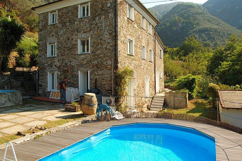 Villa Ghiare, Levanto Liguria - NORTHITALY VILLAS Vacation Villa Rentals - Rustic and peaceful villa with pool near Levanto - Levanto - rentals