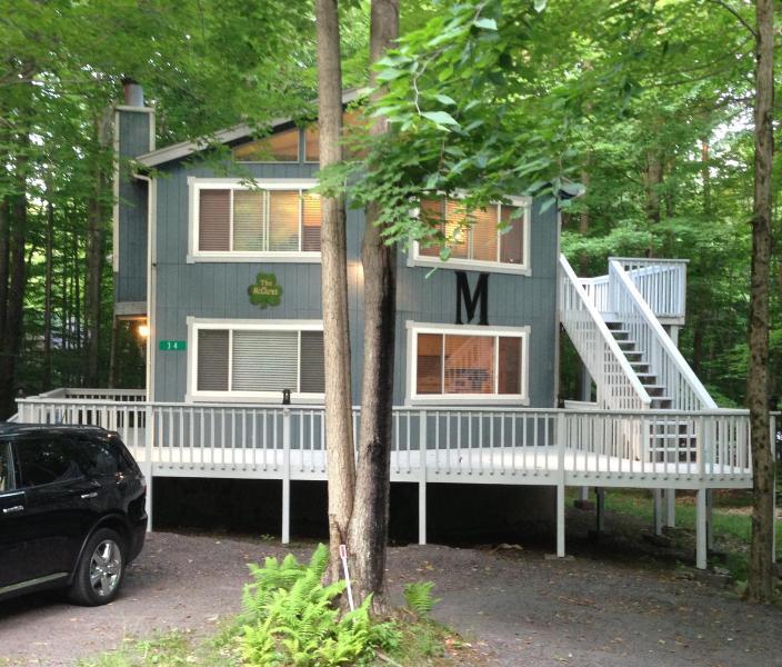 Our Property - Pocono Getaway... Close to Great Skiing! - Pocono Lake - rentals