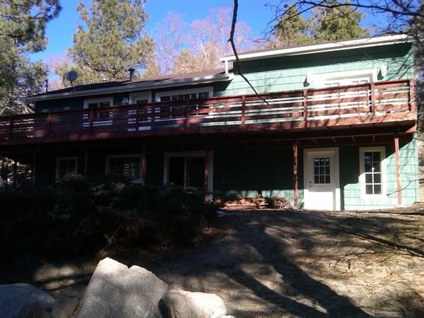 Camp Juniper - Camp Juniper In Cute Lake Community - Green Valley Lake - rentals