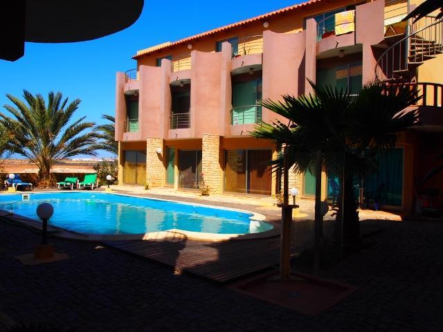 Pool Area - Ponta Preta Condominium II - Santa Maria - rentals
