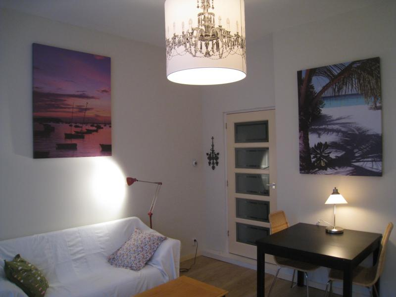 Lounge in the living room - Little Amsterdam apartment near downtown Haarlem! - Haarlem - rentals