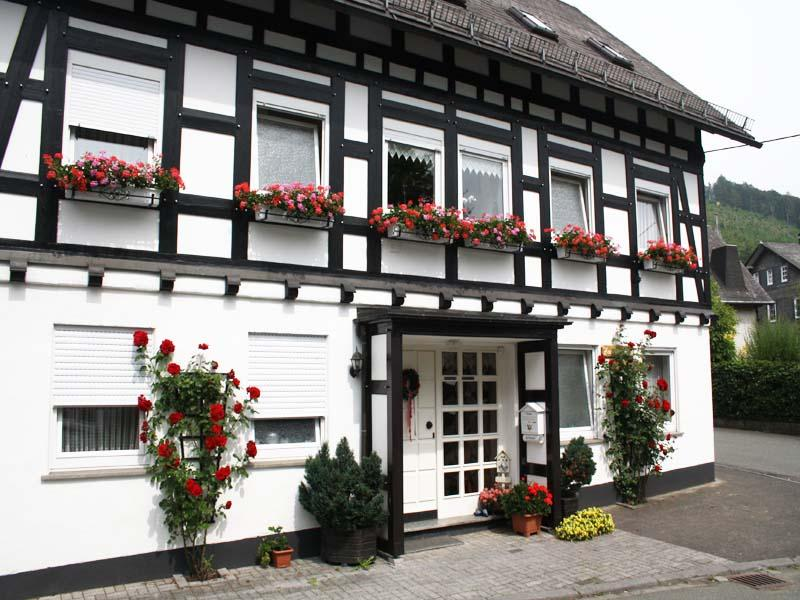 Cozy apartment between Winterberg and Willingen surrounded by the highest mountains of the Upper Sauerland - Image 1 - Bruchhausen - rentals